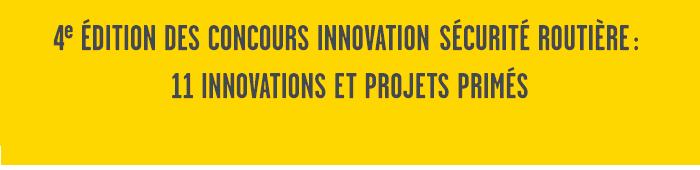 Prix Innovation